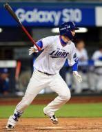 '구자욱 끝내기 홈런' 삼성, 한화 꺾고 시리즈 스윕