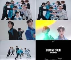 GOT7, 신곡 'ECLIPSE' 퍼포먼스 공개..더 강해졌다 [공식]