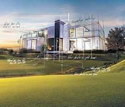 [분양 포커스] 국내 하나뿐인 도심 골프장 속 단독주택지