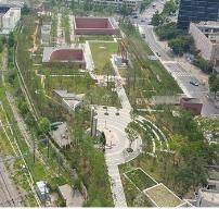 서소문역사공원, 다음달 1일 전면 개방된다