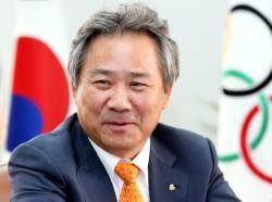 """""""추천 받았지만..."""" 논란 있는 이기흥 IOC 위원 후보의 임기"""