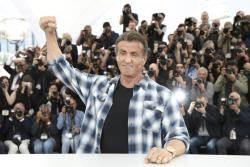 11년 만에 람보 돌아왔다···칸 뒤흔든 73세 실베스터 스탤론
