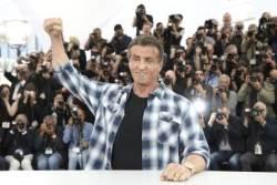 11년 만에 람보가 돌아왔다···칸 뒤흔든 73세 액션 노장