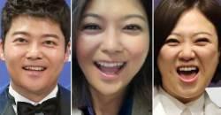 '전현무인가 김숙인가' 닮은꼴 발견