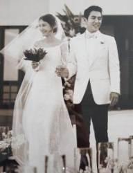 """차예련♥주상욱, 결혼 2주년 자축 """"행복하자 우리"""""""