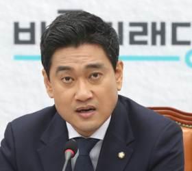 """[밀착마크]오신환 """"민주, 野 손 내밀기 주저···뭣이 중한디"""""""
