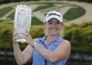 브론테 로, 생애 첫 LPGA 대회 정상...한국 선수 톱10 '0'