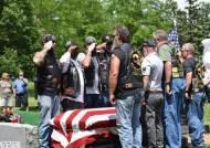 한국전 참전용사 장례식에 일면식도 없는 시민 수천명 참석