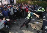 '경찰 폭행' 민주노총 조합원 1명 추가 확인…경찰 출석 요구