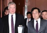 """한미일 북핵협상 대표, 싱가포르行…""""北 FFVD 논의"""""""