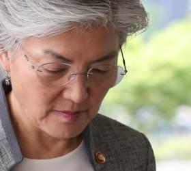 외교부, <!HS>강효상<!HE>에 '한·미정상 통화유출' 외교관 파면 중징계