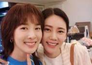 """""""사랑하는 우리 언니""""..이청아, 추자현♥우효광 결혼 축하"""