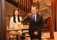 중국 대익그룹, 신라호텔서 한·중 선차교류회