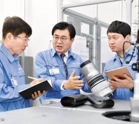 [<!HS>상생<!HE> <!HS>경영<!HE>] 협력사와 핵심 부품 기술 국산화