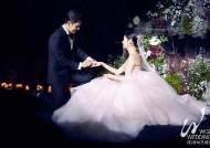 sbs예능 '동상이몽', 추자현, 우효광 부부의 한편의 영화 같은 결혼식 현장