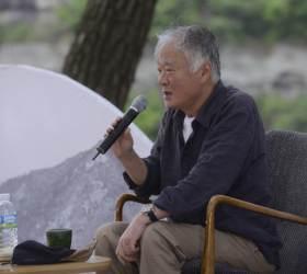 "<!HS>김훈<!HE>, 한국사회 쓴소리···""악다구니·쌍소리로 날 샌다"""