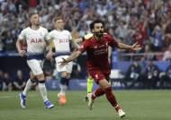 '살라 PK골' 리버풀, 챔스 역사상 2번째 빠른 선제골