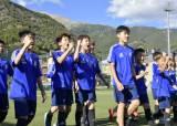'이승우의 아이들' FC 포텐셜, 지중해국제유소년컵 준우승 돌풍