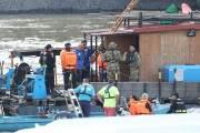 한국·헝가리 구조대, 곧 다뉴브강 수중 선체수색 시도