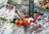 [속보] 5월 소비자물가 0.7%↑그쳐 …5개월 연속 0%대