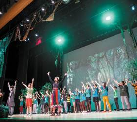 [<!HS>열려라<!HE> <!HS>공부<!HE>+] 상상력 풍부한 영화·연극·그림…문화예술인 꿈 키우는 축제의 장