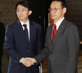 """한ㆍ일 또 충돌, """"한국 수산물 제한 말라""""에 """"한국이 일본 수산물 허용해야"""""""