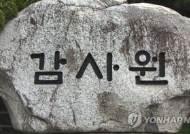 """문 대통령 딸 해외이주 감사 안 한다…""""대상 아냐"""""""