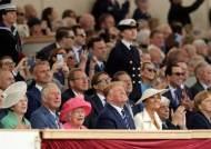 '로열 환대'에 콧대 낮춘 트럼프…'옛정' 재확인한 英·美 동맹