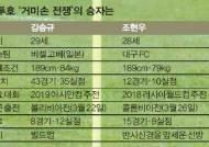 조현우 vs 김승규, 벤투호 '거미손 전쟁'의 승자는