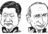 시진핑·푸틴 '5G동맹'…트럼프 보란듯 뭉쳤다