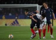 한국, 여자월드컵 개막전서 프랑스에 0-4 완패