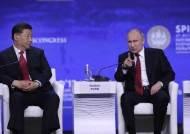 푸틴, 美의 中기업 화웨이 제재 움직임 강하게 비난