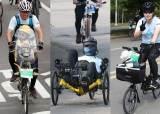 [서소문사진관]6000명 <!HS>자전거<!HE>족, 휴일 강변북로 내달리다