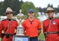 로리 매킬로이 캐나다오픈 우승, 트리플크라운 달성