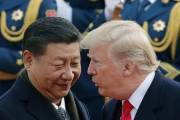 """트럼프 """"시진핑 G20 참석 안 하면 관세 바로 부과"""""""