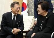 靑, 오늘 노영민 비서실장 주재 회의서 이희호 여사 장례형식 논의