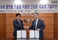 휴온스-한국화학연구원, 간질환‧심부전 치료제 공동연구 협약