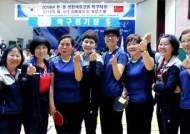 대한체육회, 한·중생활체육교류 충청남도에서 개최