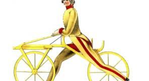 [강갑생의 바퀴와 날개] 유럽 하늘 뒤덮은 화산재가 자전거를 탄생시켰다