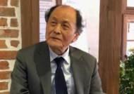 """소설가 조정래 """"민생 외면한 국회의원들 파렴치하다"""""""