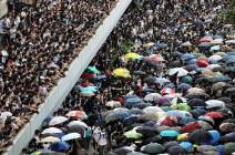 """""""내가 본 최대 시위···홍콩 이해한다"""" 트럼프, 시진핑을 긁다"""