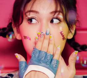 JEON SO-MI From I.O.I Is Debuting Solo Today!!