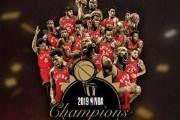 토론토, 창단 24년만에 NBA 첫 우승…레너드는 '새로운 왕'