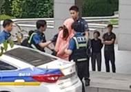 """""""분홍 후드티에 치마…"""" 여장한 채 여대 침입한 男 덜미"""