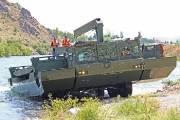 전차, 장갑차가 강 건너게 도와주는 장비 국산화된다