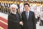 [사진] 아베, 미국·이란 중재 실패