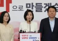 靑·민주당 '경제청문회' 거부···한국당 뺀 단독국회 가시화