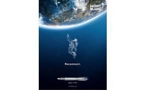 우주서 바라본 지구의 아름다움 담은 몽블랑 '스타워커 컬렉션' 출시