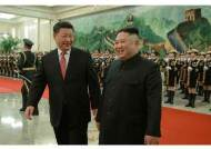 무역전쟁 중 트럼프 보란 듯…'김정은 러브콜' 응한 시진핑