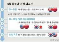 """동북아 '수퍼 외교위크' 시진핑 방북으로 개막…트럼프 """"시 주석과 G20에서 확대회담"""""""